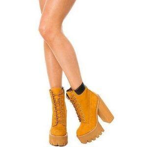 Jeffrey Campbell HBIC Boots